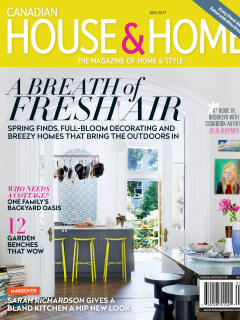 Canadian House and Home - May 2017