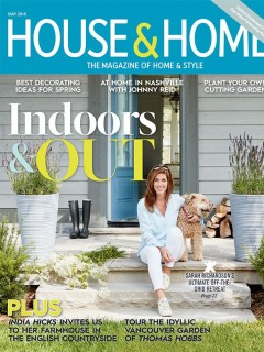 Canadian House and Home-May 2018