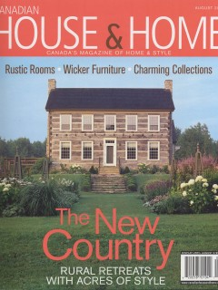 House & Home, August 2005