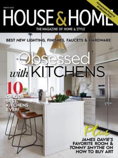 House & Home, March 2018