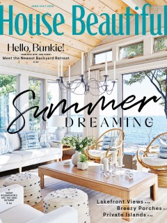 House Beautiful June/July 2020