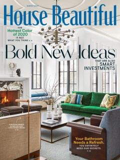 House Beautiful Bold New Ideas