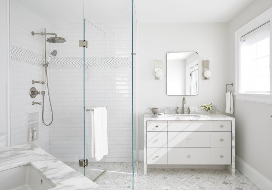 Midtown Overhaul: Ensuite Bath