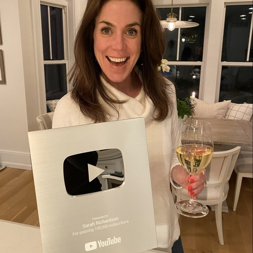 Design Life: Sarah At Home: Thank YOU for 100k Subscribers!